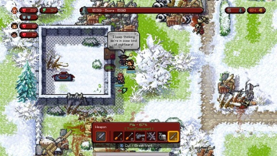 The Escapists: The Walking Dead dostane u� dnes nov� survival re�im, bude zadarmo